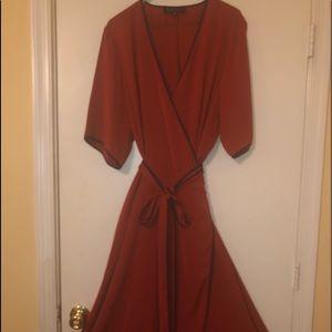 Women's Wrap Dress - size 20
